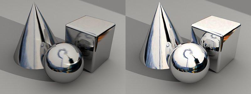 Как сделать текстуру металла в 3d max vray